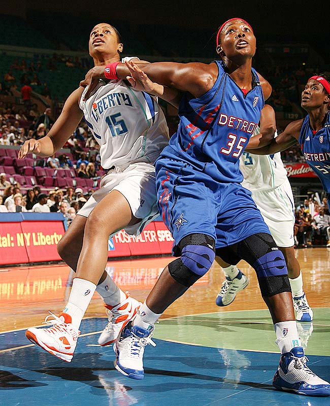 Say this for the Shock: they may be losing, but at least they're fighting. After getting thrashed 80-64 on the road against New York last Thursday, Detroit returned home to face Connecticut and gave the Sun everything they could handle. Rookie Shavonte Zellous had 20 points while Katie Smith added a season-high 28. But the Shock's scoring binge wasn't enough to turn back the Sun, who  prevailed 95-92 in OT. And if that wasn't deflating enough, the Shock lost Deana Nolan to a pulled right hamstring in the third quarter. She's listed as day-to-day. <br><br>Next three: 7/11 at Connecticut; 7/15 at Seattle; 7/18 at Phoenix