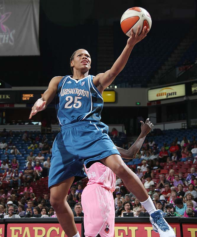 The week began promising enough for Monique Curry (pictured) and the Mystics, who kicked off the first of three Western conference road games last Friday with a 91-81 win over the Mercury. But the rest of the trip quickly went south from there. After losing by 22 in Sacramento the next night, they suffered a 10-point loss in Seattle three days later. Still, the Mystics remain in fourth place in the East and in control of their playoff destiny. <br><br>Next three: 8/30 vs. Minnesota; 9/3 vs. Seattle; 9/4 at Chicago