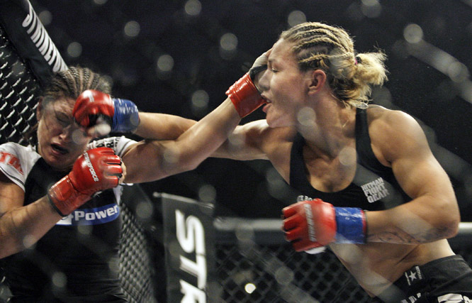 Since the UFC has opted not to promote women's MMA, Carano and Cyborg offer a strong foundation for Strikeforce's female division.