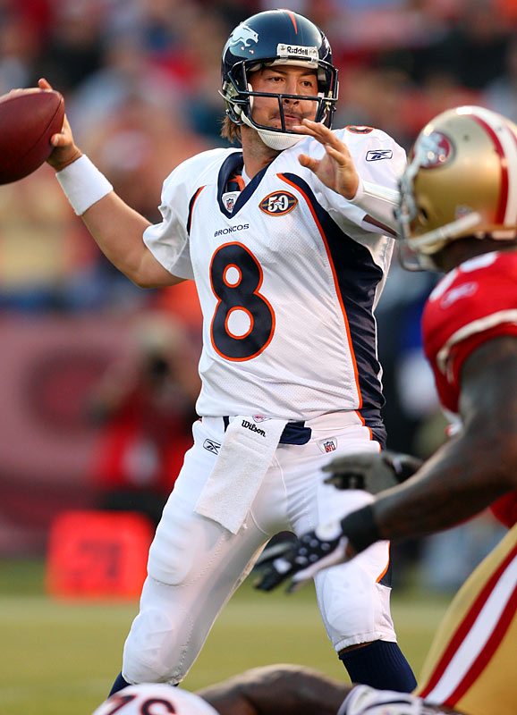 Kyle Orton has a lot to prove in Denver after arriving in the trade that sent Jay Cutler to Chicago.