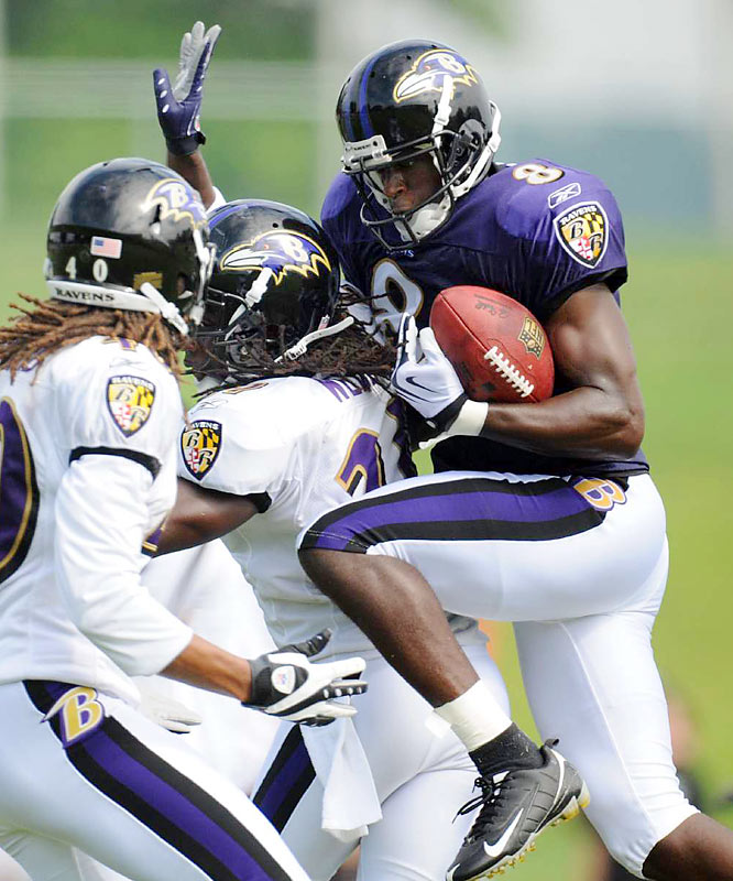 The Ravens have their first preseason game against the neighboring Redskins on Aug. 13.