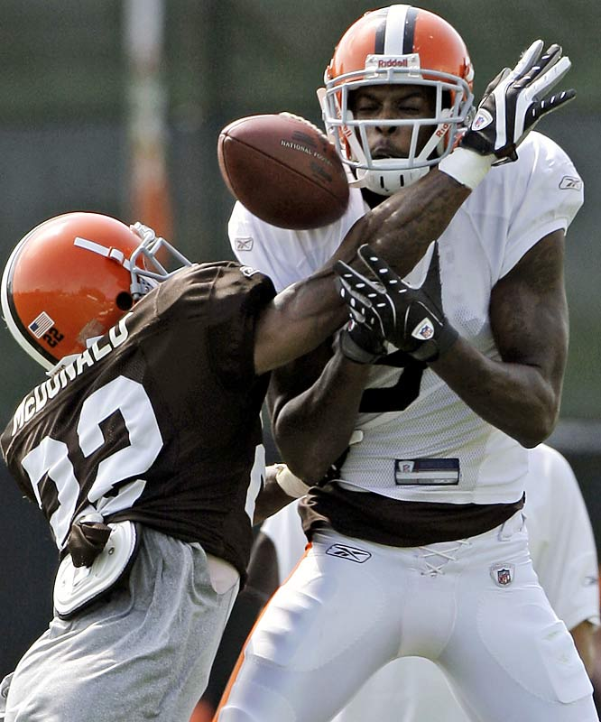 With Derek Anderson and Brady Quinn both back at quarterback, the Browns look to bounce back from a 4-12 campaign.