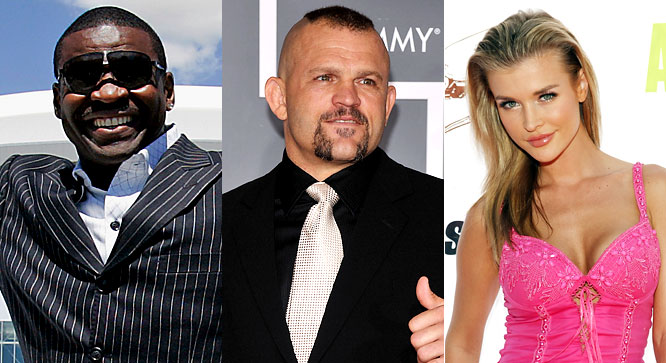 While sports fans focused on the inclusion of Michael Irvin and Chuck Liddell on the just-released roster for this season's competition, anyone who watched Joanna Krupa rip into Terrell Owens during <i>Superstars</i> knows that she'll be the most exciting contestant. Let's just hope her partner slips up and tries to give her a high-five afterward.