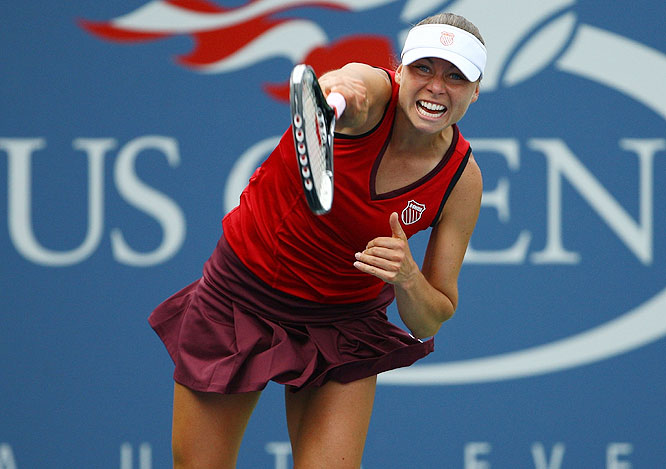 Zvonareva, the seventh seed, lost only four games against Spain's Nuria Llagostera Vives.