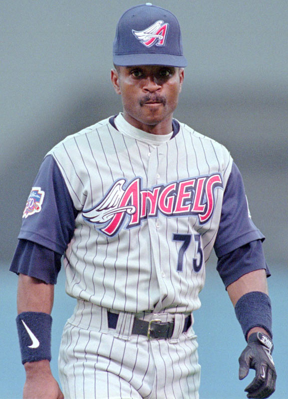 Anaheim Angels infielder Tony Phillips is arrested for purchasing cocaine.