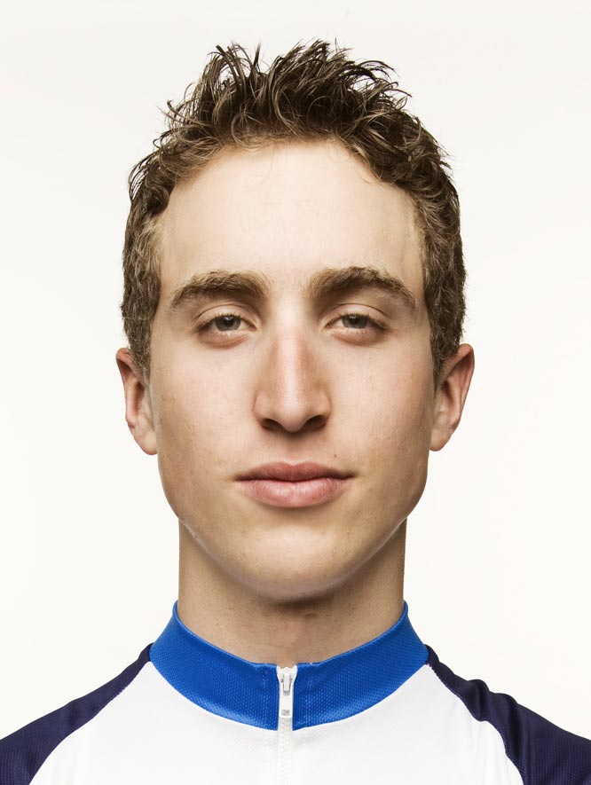 Being the son of Olympic cyclist Davis Phinney and speed skater Connie Carpenter-Phinney doesn't hurt the odds of your DNA being right to be a pro athlete. However, it is Taylor's work ethic and determination that have taken him to the top as a cyclist. I think we have just begun to see him on the podium.