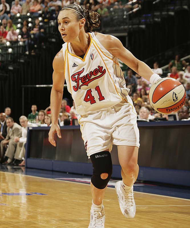 Fever point guard Tully Bevilaqua (pictured) might not light up the box score with averages of 7.1 points, 2.5 rebounds and 2.9 assists, but the understated Aussie has been a bright spot on two of the four teams on which she's played. Last Saturday the 11th-year vet was named to the Fever's All-Decade Team. Earlier this year she was similarly honored by the Storm, whom she helped lead to a championship in 2004. <br><br>Next three: 8/22 at Seattle; 8/27 vs. San Antonio; 8/29 vs. Sacramento