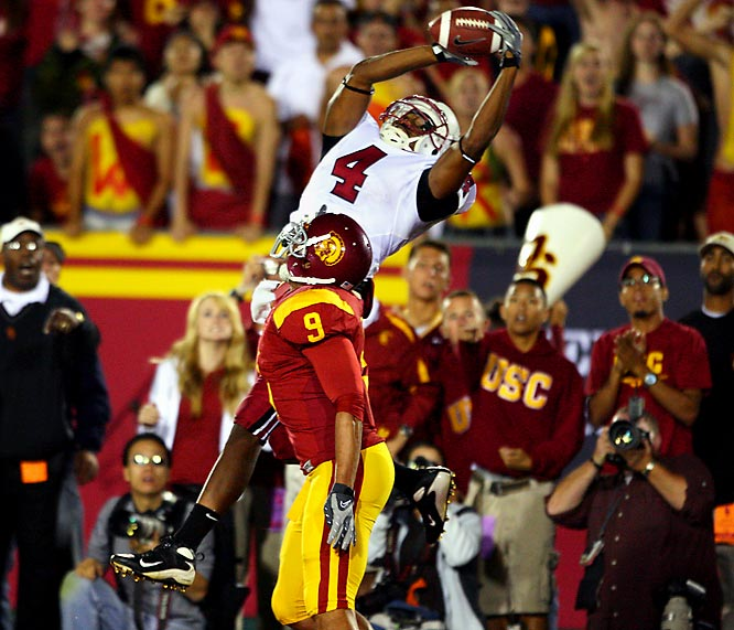 While USC's loss at Washington last weekend may seem like the worst, this was the most shocking of the Trojans' unexpected Pac-10 stumbles. USC also lost to Oregon this season, but the Trojans would have played for the national title if not for a loss to the Cardinal, who finished the 2007 season with a 4-8 record.