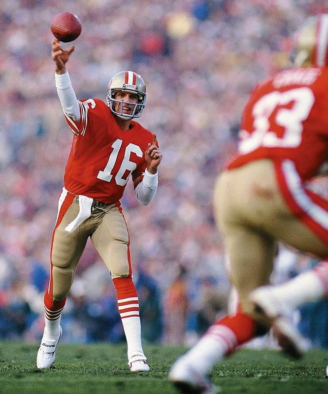 Mr. Cool, Mr. Clutch, Mr. Accurate won three Super Bowl MVP awards.
