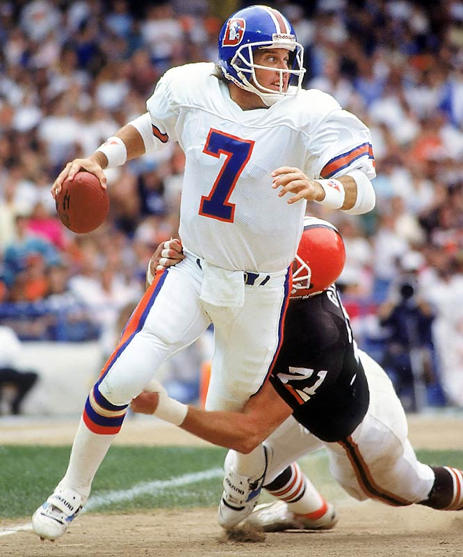 Always 1, 1a with Marino. Elway gets the edge, two championships to none.