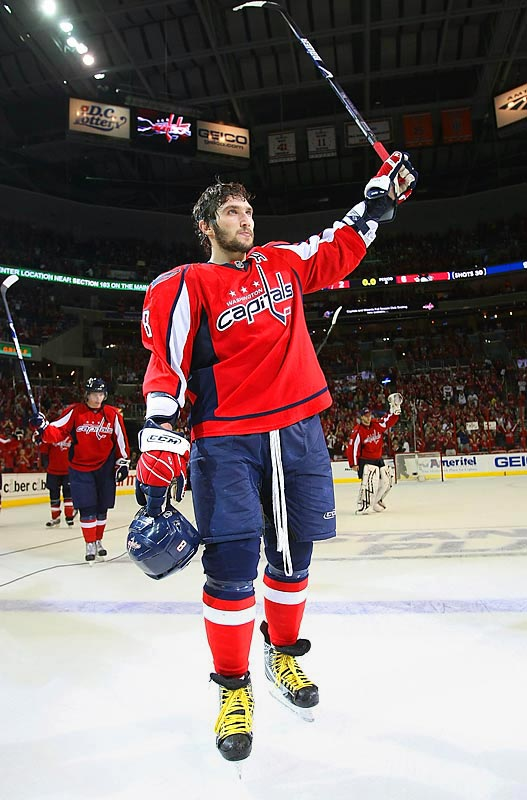 Despite blowing a 3-1 second-round playoff lead to the Penguins, great things are expected of the Washington Capitals. But are those expectations premature? Led by Alexander Ovechkin -- who is quickly building his case as one of the all-time greats -- the Caps have plenty of firepower. Unfortunately, a lack of defensive zone commitment and a significant question mark in net suggest they may need another year or two to be ranked as realistic contenders.