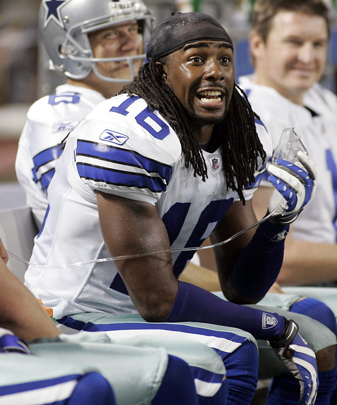 "The best feel-good story on NFL cut down day was Jesse Holley, the winner of Michael Irvin's reality show ""4th and Long,"" making the Dallas Cowboys practice squad after a game-winning 82-yard punt return in Dallas' last preseason game. The only problem is this mean's Irvin will be back on television with another season of his reality show as he attempts to be the Simon Cowell of the NFL."