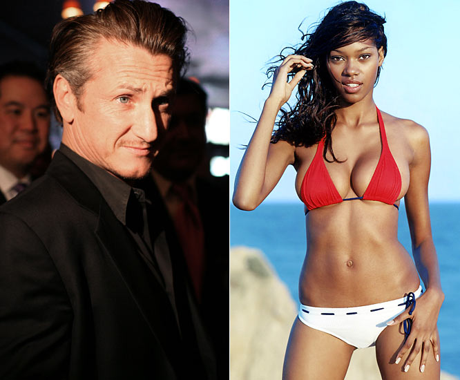 "Never before have SI Swimsuit models been linked to more actors and athletes than this current bunch. According to the ""New York Post,"" Jessica White has moved on from Terrell Owens and is with Sean Penn. Thankfully you can follow all the SI Swimsuit models on Twitter at SI_Swimsuit."