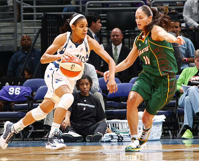 The Mystics' stretch run got off to a promising start with a 78-67 victory over the Storm last Thursday. But after road defeats in Chicago (92-86) and Indiana (72-61), Washington's prospects of breaking out of its East logjam with the Sun and Sky for the final playoff spot got tougher. If the postseason were to start today, Chicago would get in based on its better winning percentage against the other two. Washington needs to win out and Chicago to stumble to give themselves a chance.<br><br>Coming up: 9/12 vs. Atlanta; 9/13 at New York