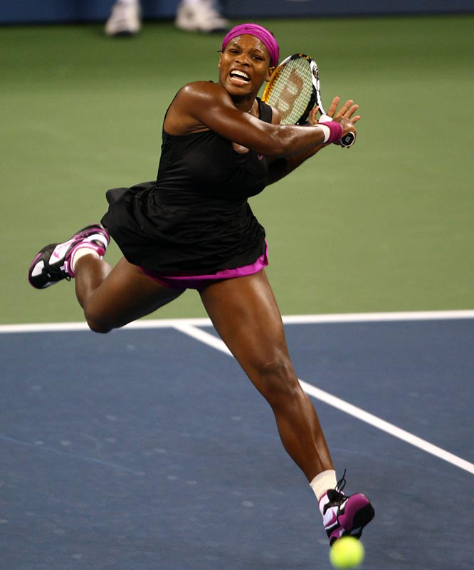 What image problems? Proctor & Gamble stood by the second-ranked American and kept her image in a Tampax endorsement. The stance shows that Williams may not face financial fallout from her U.S. Open semifinal meltdown with a linesperson.