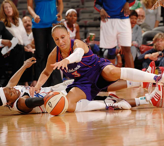 The Mercury may have locked up a playoff spot, but their status atop the West is anything but assured. After beating the Liberty on Tuesday night, the second-place Storm is just a game back and closing fast. Phoenix imperiled its two-game advantage with a 10-point loss to Washington last Friday night, but bounced back with a pair of solid wins at Los Angeles (98-90) and against Connecticut (95-84).<br><br>Next three: 9/2 at Indiana; 9/5 vs. Atlanta; 9/10 at Seattle