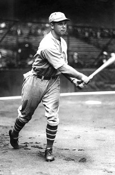 You might know that Foxx won the Triple Crown in 1933. He hit .356, hit 48 homers and drove in 163 runs. Yeah, a pretty nice year.<br>But here's an interesting tidbit: Foxx TWICE had near Triple Crowns. In 1932 he hit .364 with 58 homers and 169 RBIs -- he had the most homers and RBIs, but lost the batting title to the much-forgotten Dale Alexander, who hit .367. What's interesting is that Alexander had only 454 plate appearances that year -- if they had the rule then that a hitter needed 3.1 plate appearances per team games played, he would not have qualified for the title. So, we should give Foxx the Triple Crown retroactively that year.<br>In 1938 Foxx led the league with a .349 average and 175 RBIs. But he finished second with 50 home runs. This time it was legit though... Hank Greenberg hit 58.