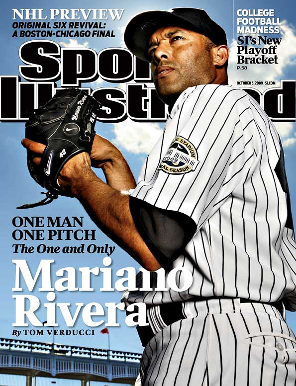 Often credited as the essential piece in the Yankees' last four World Series titles, Rivera's postseason credentials are unparalleled. The greatest closer in baseball history has pitched in 76 playoff games, posting an 8-1 record with a 0.77 ERA and 34 saves. In 117 1/3 innings, Rivera has struck out 93 hitters while walking just 16.