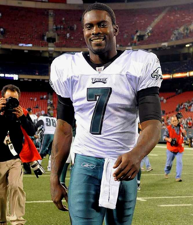 This has to be a joke, right? Vick has signed on to star in his own reality show on the BET network called <i>The Michael Vick Project</i>. I'm guessing it has nothing to do with <i>Project Runway</i>, but will no doubt be just as mindless. Does Vick actually think a reality show will help his image? Ask T.O. how that went for him.