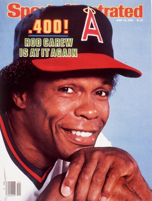 George Archer (1939) <br>Rod Carew (1945, pictured) <br>Alton Lister (1958) <br>Mark McGwire (1963) <br>Roberto Kelly (1964) <br>Chuck McElroy (1967) <br>Igor Ulanov (1969) <br>Alexei Zhamnov  (1970) <br>Amp Lee (1971) <br>Mats Lindgren (1974) <br>Rudi Johnson (1979) <br>Matt Cain (1984)