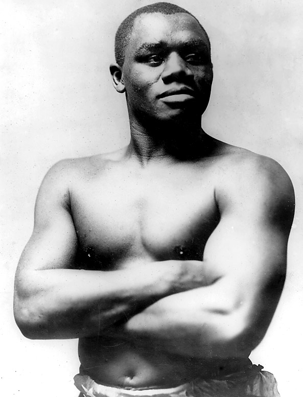 "The 5-foot-7 Langford fought at lightweight up through heavyweight, but never got a chance at the title. Having beaten Langford once early in his career, heavyweight king Jack Johnson consistently ducked the fighter known as the ""Boston Terror,"" who was one of the hardest punchers in boxing history. In his autobiography, Jack Dempsey wrote, ""The hell I feared no man. There was one man I wouldn't fight because I knew he would flatten me. I was afraid of Sam Langford."""