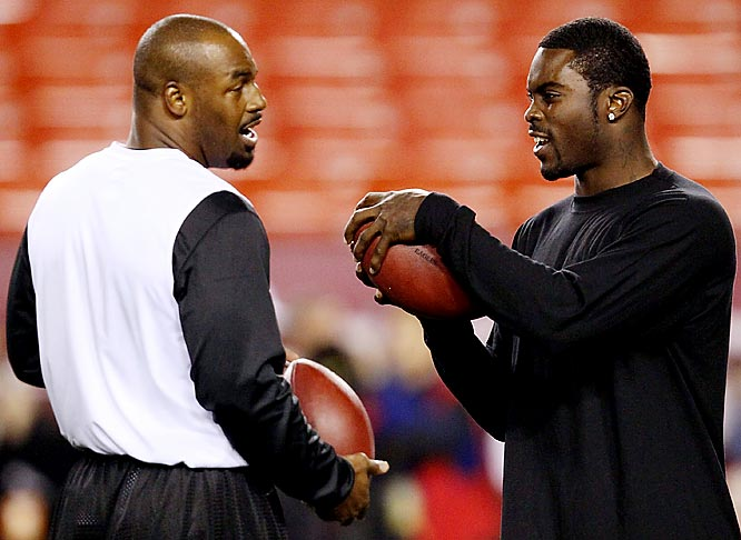 McNabb, who led the Eagles to five NFC championship games in eight years, lobbied hard for Philadelphia to sign  Michael Vick (shot earlier this season).