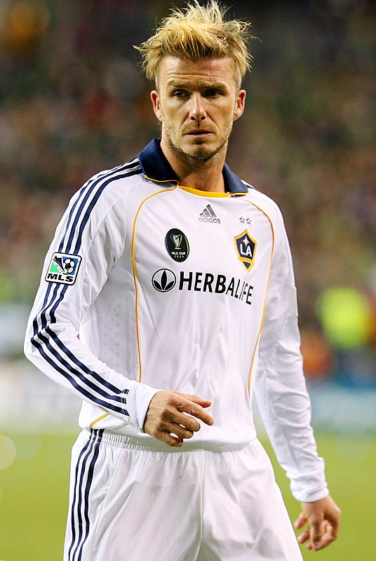 The Galaxy lost the MLS Cup to Real Salt Lake (as opposed to the Fake Salt Lake, I guess). You just knew the Galaxy would find a way to waste away the one year Beckham actually cared about playing soccer in the United States.