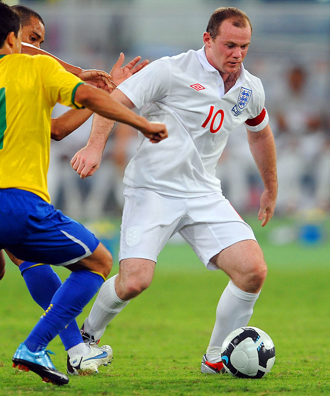 Qualified as: Europe Group 6 winner  13th World Cup appearance (last in 2006)  Player to watch: Wayne Rooney  Odds to win: 6 to 1