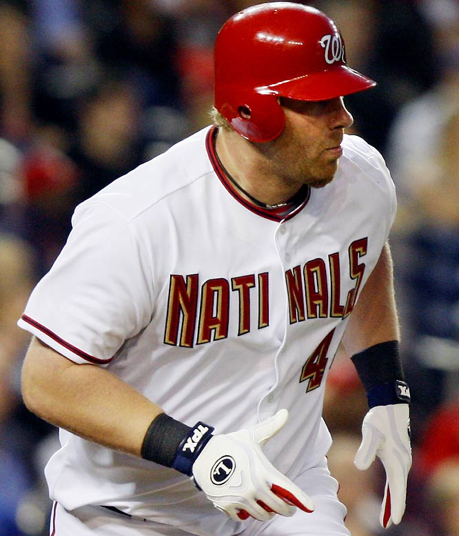 """En route to their second consecutive 100-loss season, Washington endured the additional indignity of taking the field in April with their team name misspelled """"Natinals"""" on the front of their jerseys. Uniform make Majestic Athletic apologized for the error."""