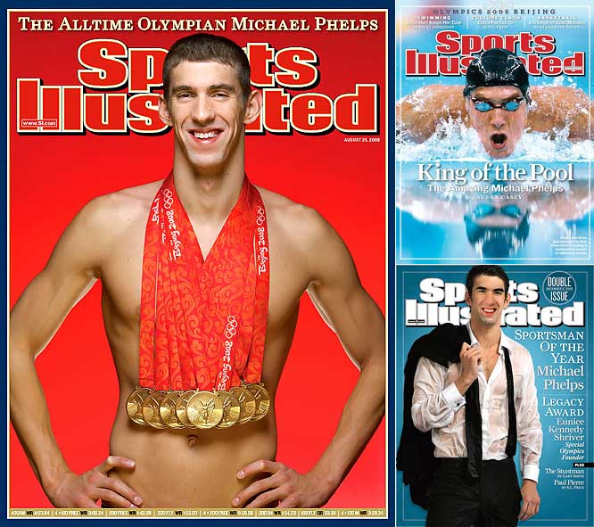 "Mark Spitz's seven-gold performance in 1972 took on greater significance as the years passed and no one came close to that mark. Now that Phelps owns the record, it may require a few Summer Olympics before his performance in Beijing gets the proper respect. Australian swimmer Grant Hackett said of Phelps' dominance: ""It can't be described. We'll never, ever see it again."" At least not for a long time."