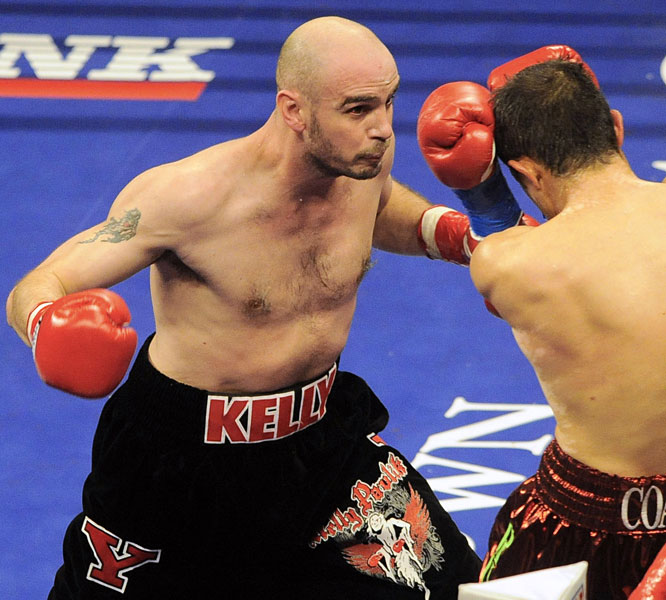 Dogged by a staph infection on his left hand, the undisputed middleweight champion was forced to cancel two fights with Paul Williams in 2009. Following a routine title defense against mandatory challenger Marco Antonio Rubio on Feb. 21, Pavlik spent 10 months in waiting -- the longest layoff of his career. With the WBC and WBO threatening to strip his titles because of inactivity, Pavlik returned to stop Miguel Espino on Dec. 19.