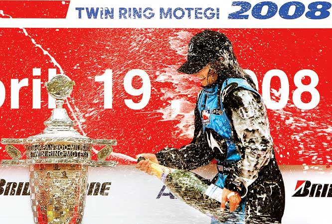 "After riding ""topless"" for most of her career in open-cockpit cars, Danica Patrick is moving full-time to the Sprint Cup in 2013. Here's a look back at her Top 12 career moments thus far.   Competing in Montegi, Japan, Patrick tracked down Helio Castroneves and beat him to the checkered flag in a race that was determined by fuel mileage. In doing so, she became the first female driver to win a major closed-course race."
