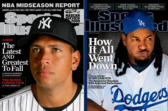 Just when it seemed baseball fans had been able to forget about the Steroids Era it came roaring back to life when three of the game's biggest stars were found to have tested positive for performance-enhancing drugs. In February, Sports Illustrated broke the news of Alex Rodriguez's positive 2003 test; in May, Manny Ramirez was found to have tested positive, and in July, Boston's beloved David Ortiz had a positive test revealed as well. For good measure, one-time home run hero Sammy Sosa was also outed as having tested positive during his playing days.