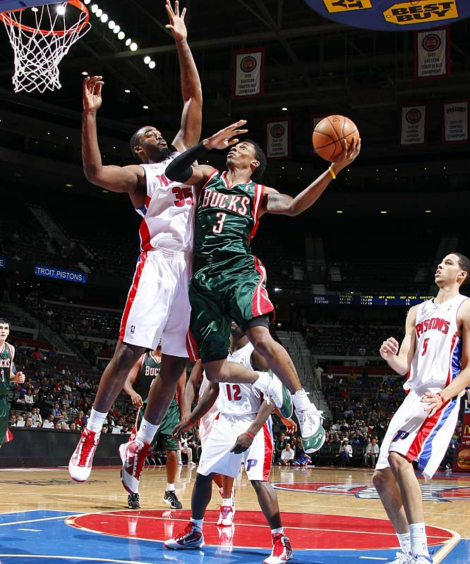 The surprise with the 6-foot-1, 169-pound Jennings is that he's made a significant impact this quickly. After all, the 20-year-old point guard skipped college and played sparingly in one year in Italy before being drafted No. 10 by the Bucks last June. But Jennings scored 55 points in his seventh NBA game, and his precocious floor game and better-than-advertised perimeter shooting have sparked the Bucks, who, not coincidentally, are exceeding expectations, too.