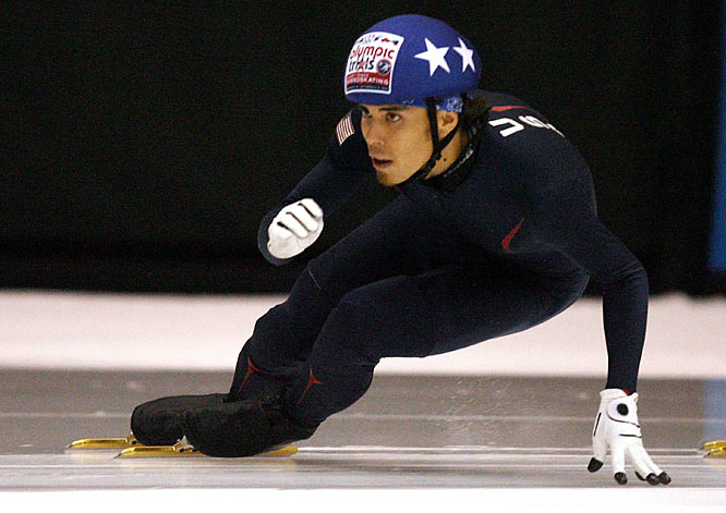 We know he can dance, and with five Olympic medals already on his resume, the three-time Olympian is two medals away from surpassing Bonnie Blair as the U.S. winter Olympian with the most career medals.