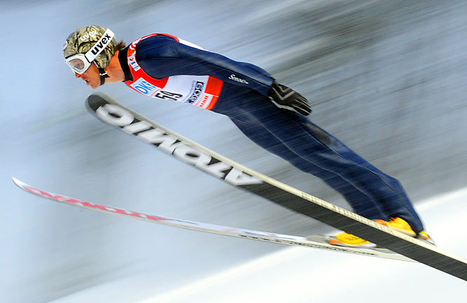 In Vancouver, Lodwick, 33, would become the first U.S. athlete in any ski discipline to compete at five Olympics. He left the sport after the last Olympics, but returned with a vengeance to win the mass start and normal hill individual events at the world Nordic championships last season.