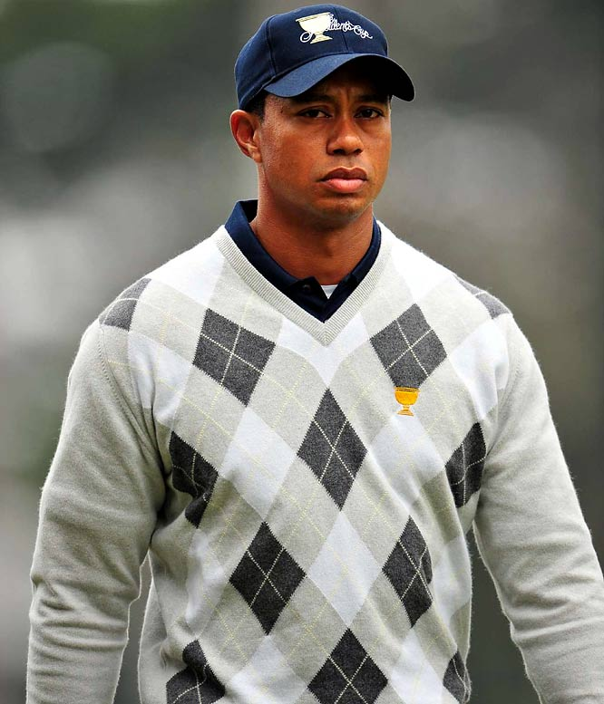 Is there a woman who hasn't been linked to Tiger Woods? It seems like a new mistress is popping up every day. He went from being the most pristine athlete in the world to a modern day Wilt Chamberlain. He may not be the same perfect pitchman he was before, but maybe he'll attract a new clientele now.