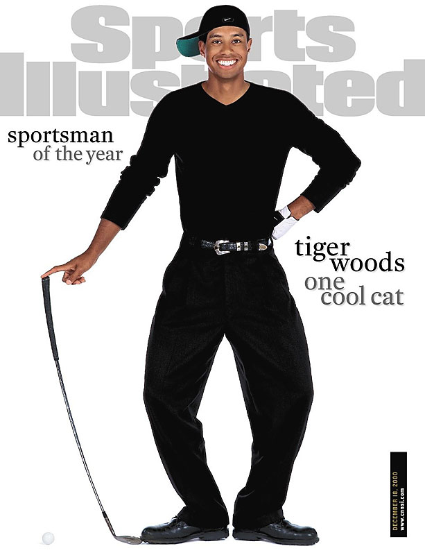 <p>Tiger Woods</p>