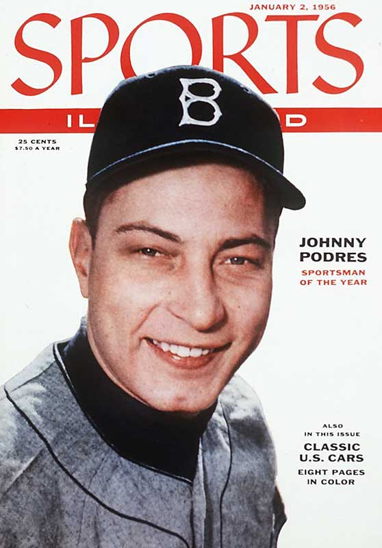 <p>Johnny Podres</p>