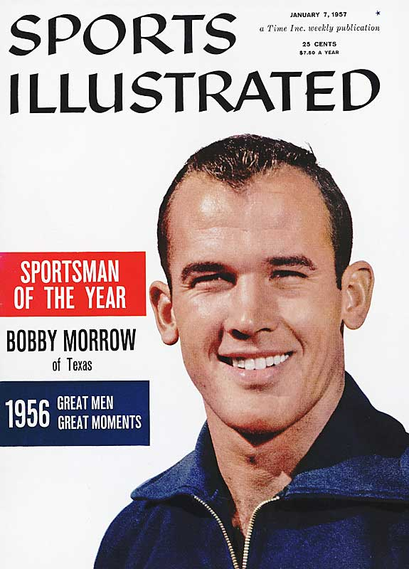 <p>Bobby Morrow</p>