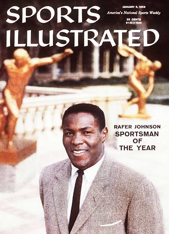 <p>Rafer Johnson</p>