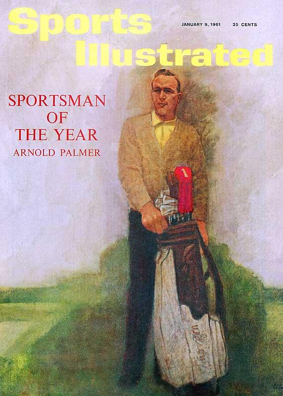 <p>Arnold Palmer</p>
