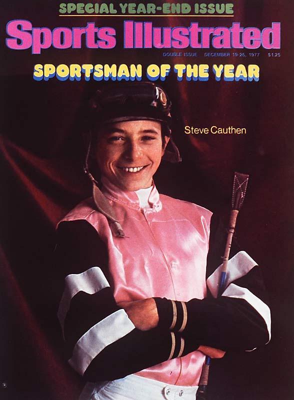 <p>Steve Cauthen</p>