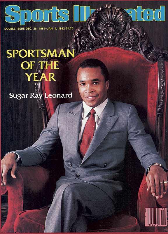 <p>Sugar Ray Leonard</p>