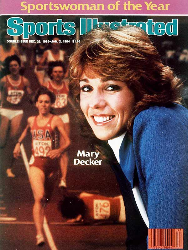 <p>Mary Decker</p>