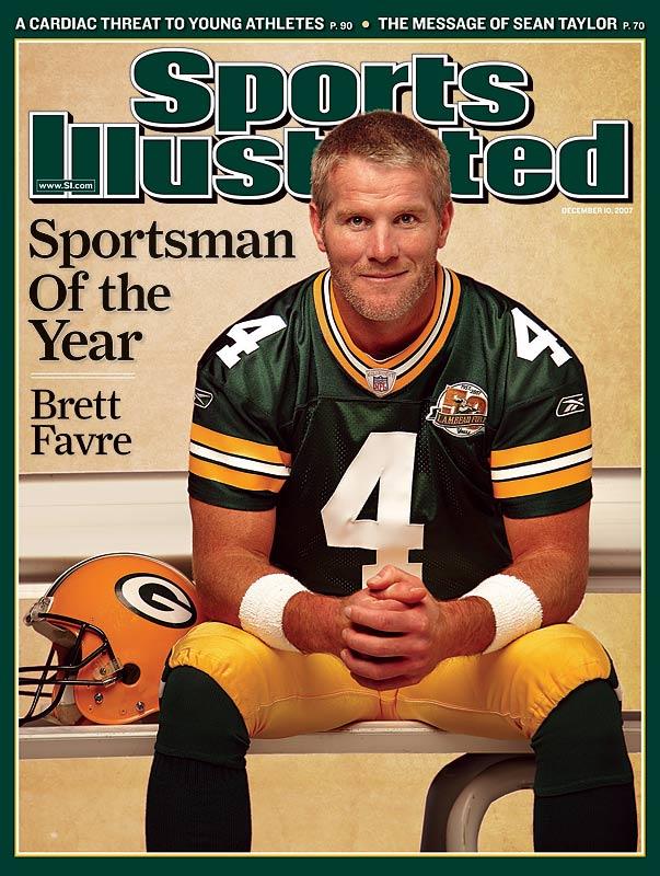 <p>Brett Favre</p>