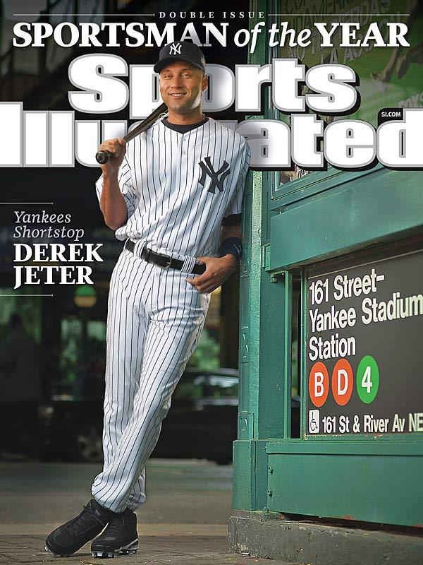 <p>Derek Jeter</p>