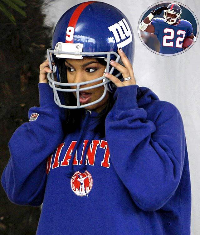 Jordin Sparks, the daughter of former Giants cornerback Phillippi Sparks, won the sixth season of Idol.