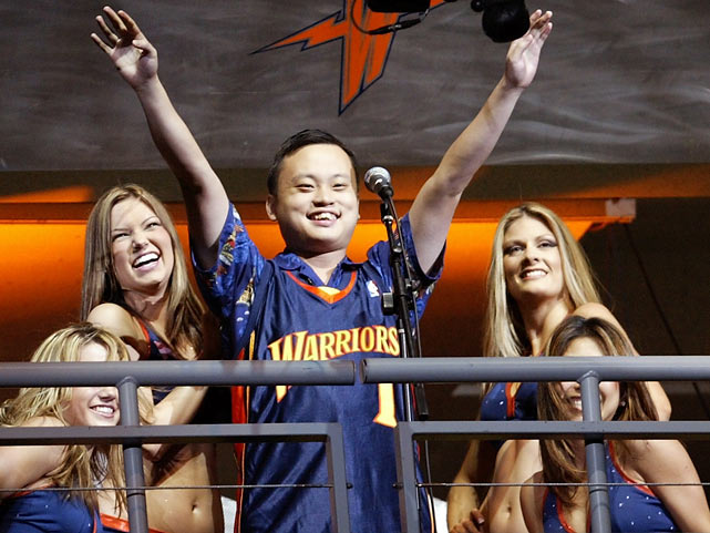 "Nobody has gotten more out of a bad Idol tryout than cult hero William Hung, whose hilarious version of Ricky Martin's ""She Bangs"" made him an instant sensation and a popular figure on the sports circuit."