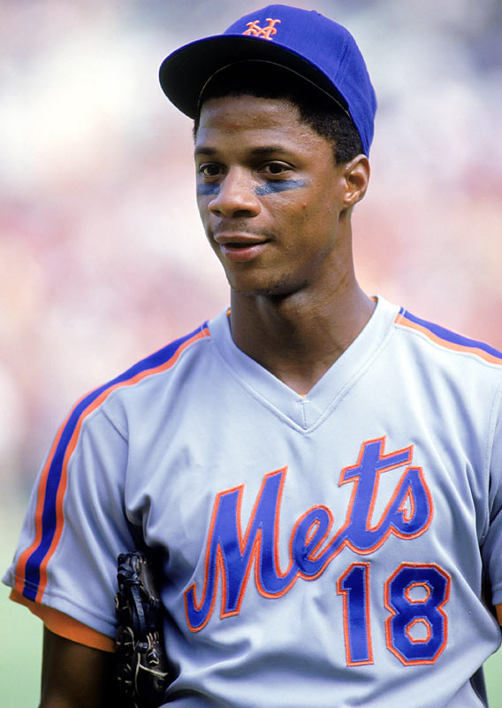 In January 1990, the eight-time All-Star and four-time World Series champion was arrested for assault with a deadly weapon during an argument with his wife. He allegedly hit her in the face and threatened her with a .25-caliber semiautomatic handgun. He was released on $12,000 bail.